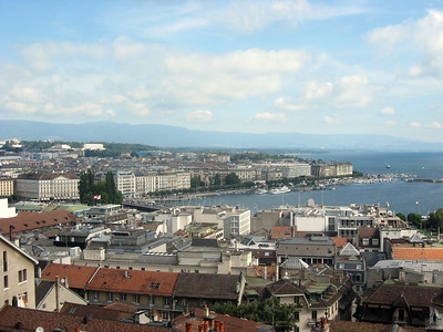 From left to right--View from the top of Saint Peter's, panorama #2