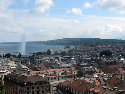From left to right--View from the top of Saint Peter's, panorama #4