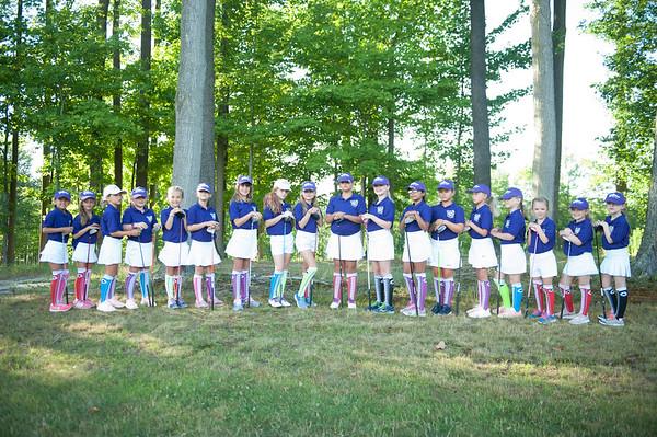 Girls Golf jr. League 7-9
