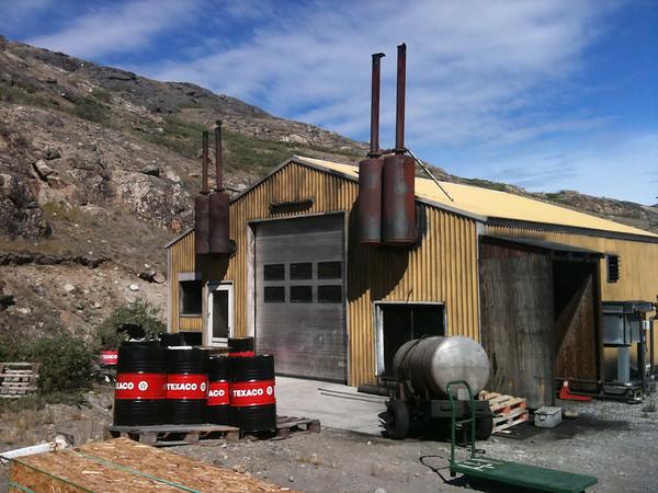 Greenland Diesel