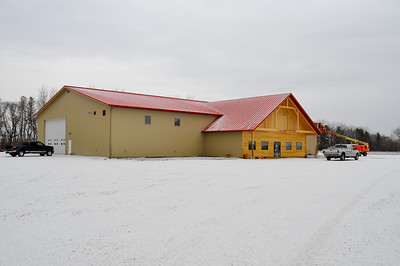 TItan Machinery Training Facility, Fort Ransom, ND