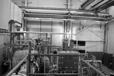 Compressor Building, Alliance Pipeline, Wimbledon, ND