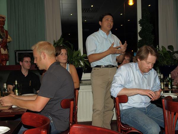 Group meeting 2007