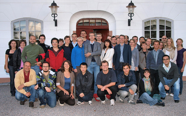Group meeting 2010