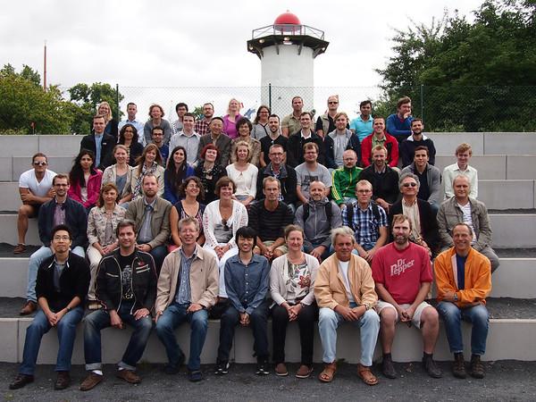 Group meeting 2013
