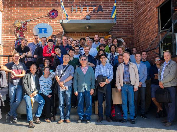 Group meeting 2014