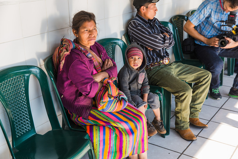 There are at least 7 ethnic groups in Guatemala.<br /> Photographed on assignment for Portland Magazine.