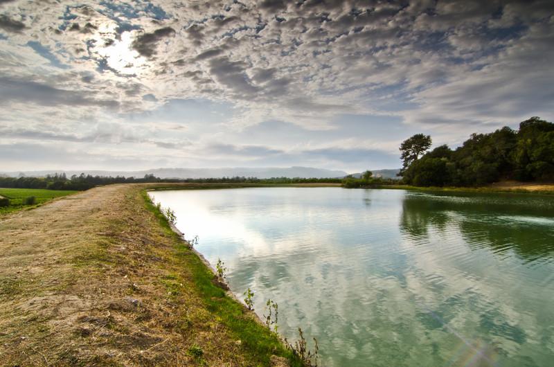 Gundlach Bundschu Reservoir