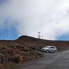 Hawaiian Telecom Site, Haleakala, Maui<br /> Coast Guard/NOAA tower on the top at <br /> Science City
