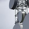 Hawaiian Telecom Site, Haleakala, Maui<br /> FM 100.7 antennas visible