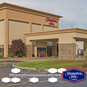 Hampton Inn of Uniontown Twitter Profile Artowrk