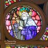 Choir Loft Rose Detail - David
