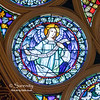 Choir Loft Rose Detail - Angel Choir