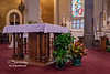 The altar of celebration
