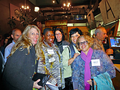 Barry Miller, Beth Greene, Crescentia Brown, Lynette Dias, Andrea Ouse, Sally Barros, Alex Amoroso