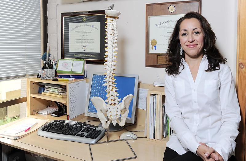 Dr. Neda's Office