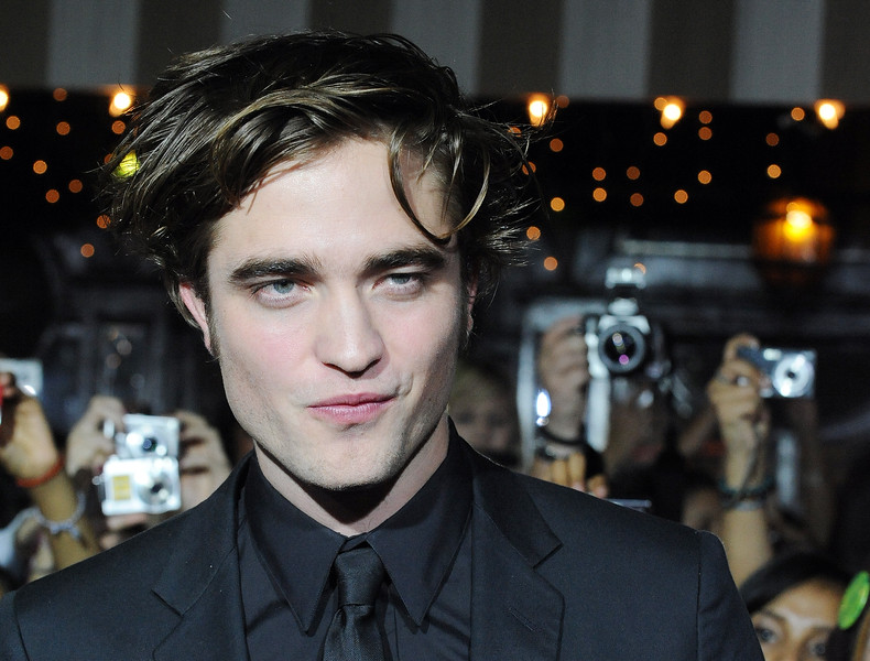 Actor Robert Pattinson attends the premiere of Summit Entertainment's 'Twilight' at The Mann Village and Bruin Theatres on November 17, 2008 in Westwood, California. The film is based on the popular book series by author Stephanie Meyer. (Photo by Katy Winn/Corbis)