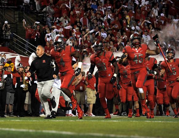 NCAA Football 2014: SEP 13 Penn State vs Rutgers