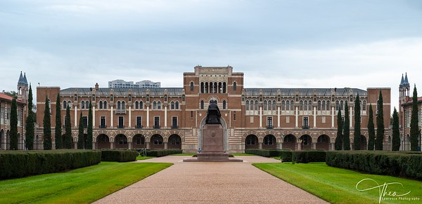 Rice University -Academic Quadrangle