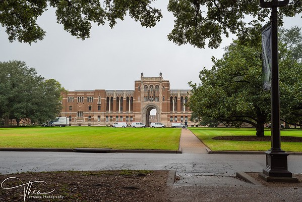 Rice University - Founder's Court