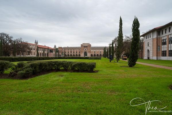 Rice University -Academic Quadrangle