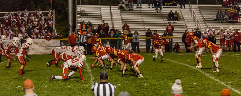 140-ICHS Football Sr Night 2015