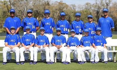 2012 15u Team Photo