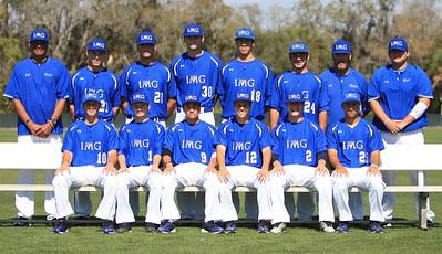 2012 Post Grad Team Photo