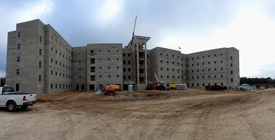 December 14, 2012 - New IMG Academy Residence Hall
