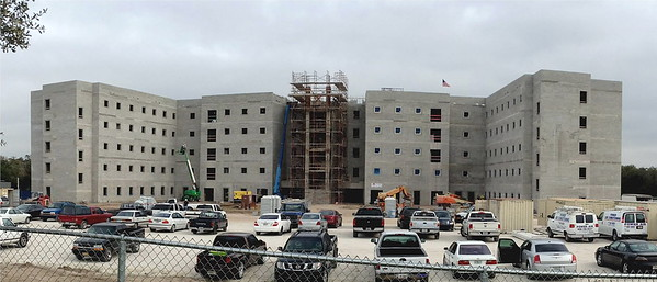 November 16, 2012 - New IMG Academy Residence Hall