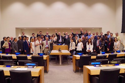UNCITRAL Commission (June 2016) (NY)