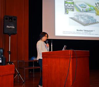 Noriko Tabayashi, Ph.D.  Manager Plant Biotechnology Center, Hokusan Corp. Hokkaido Japan