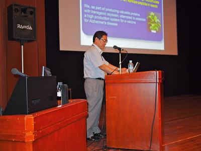 Hisakazu Hasegawa, Hokko Chemical Ind. Central Research Lab., Kanagawa, Japan