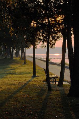 Merrimack Sunrise - Vandenberg Esplanade - Lowell, MA
