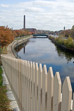 Suffolk Canal, Lowell, MA