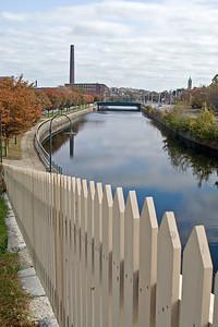 Suffolk Canal, Lowell, MA