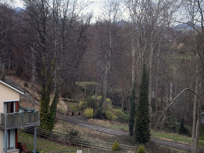 Views from the Druids Glen.