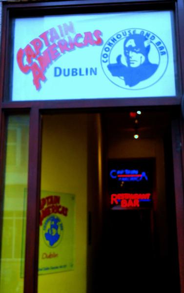 More Irish-American relations ...