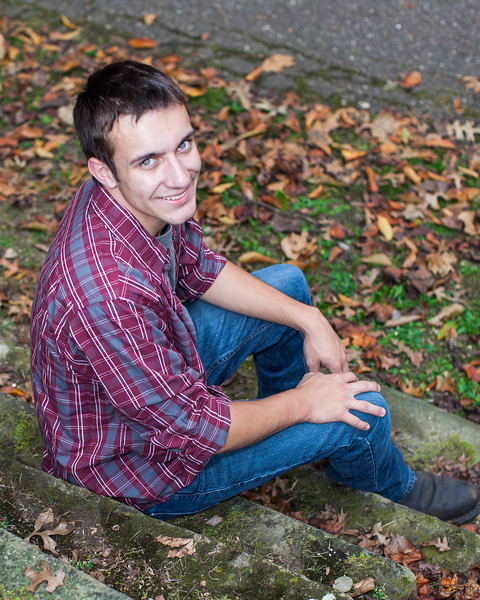 41-Justin Dailey-October 13, 2014