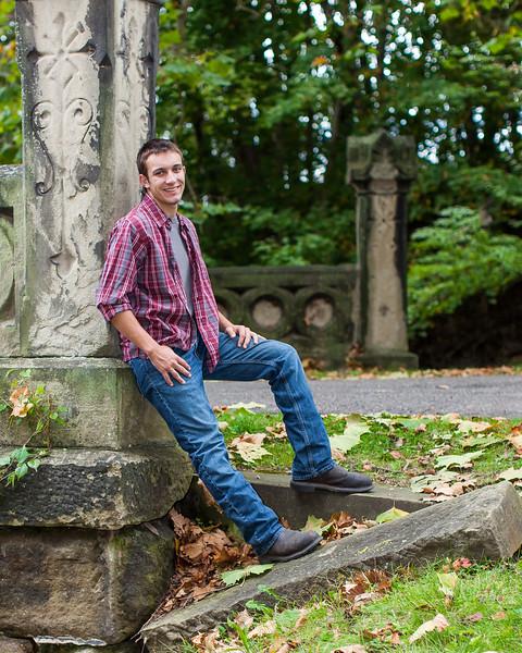 43-Justin Dailey-October 13, 2014