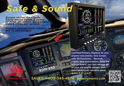 Safe & Sound 930 3 fin tweak