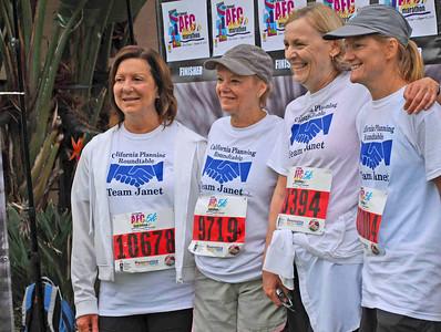 Janet Fairbanks walk-marathon