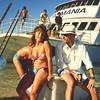 1987 w/ some other girl - Garden Island SINS party