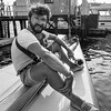 """1980 - """"FREEDOM"""" - Bannister's Wharf - photo by Paul Mello"""