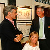 2007 - COURAGEOUS 30th Reunion, w/ Janice & Gary Jobson - photo by Dan Nerney