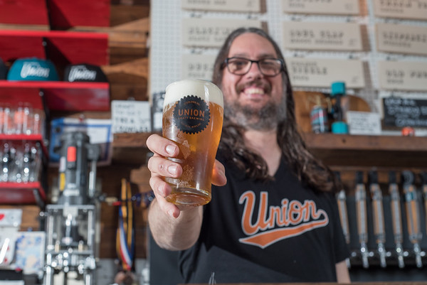 John Carroll - Union Bartender & Smokin' Bowls Pop Up Restaurant
