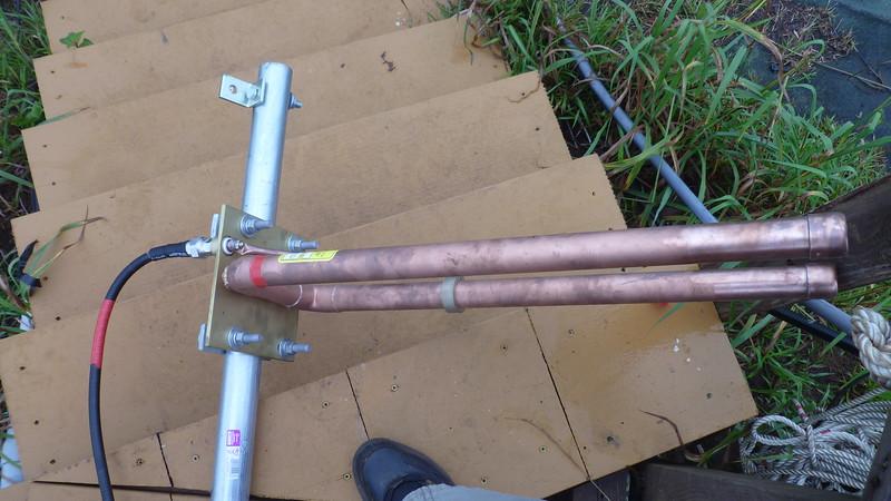 KHKU antenna assembly
