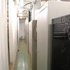 Back of transmitter row