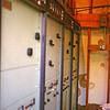 KPFK transmitter building, early 1995