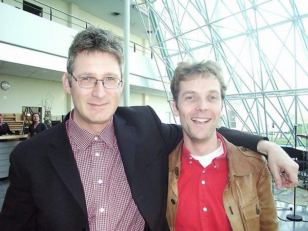 George Huitema and Marc Dieben